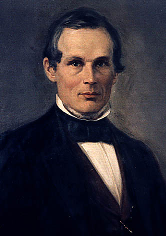 Painting of Anders Angstrom