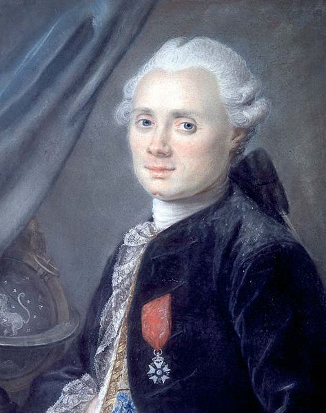 Charles Messier ca. 1770