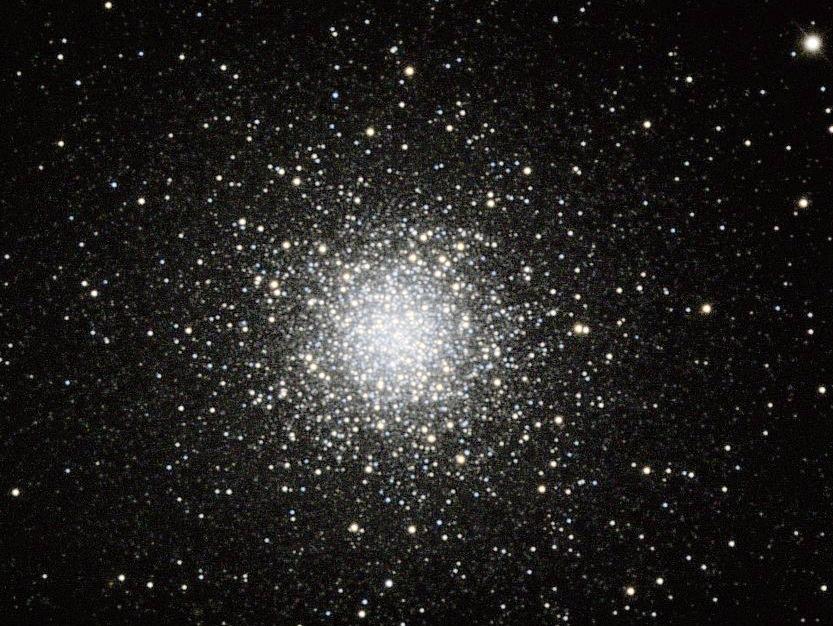 M3, a globular star cluster