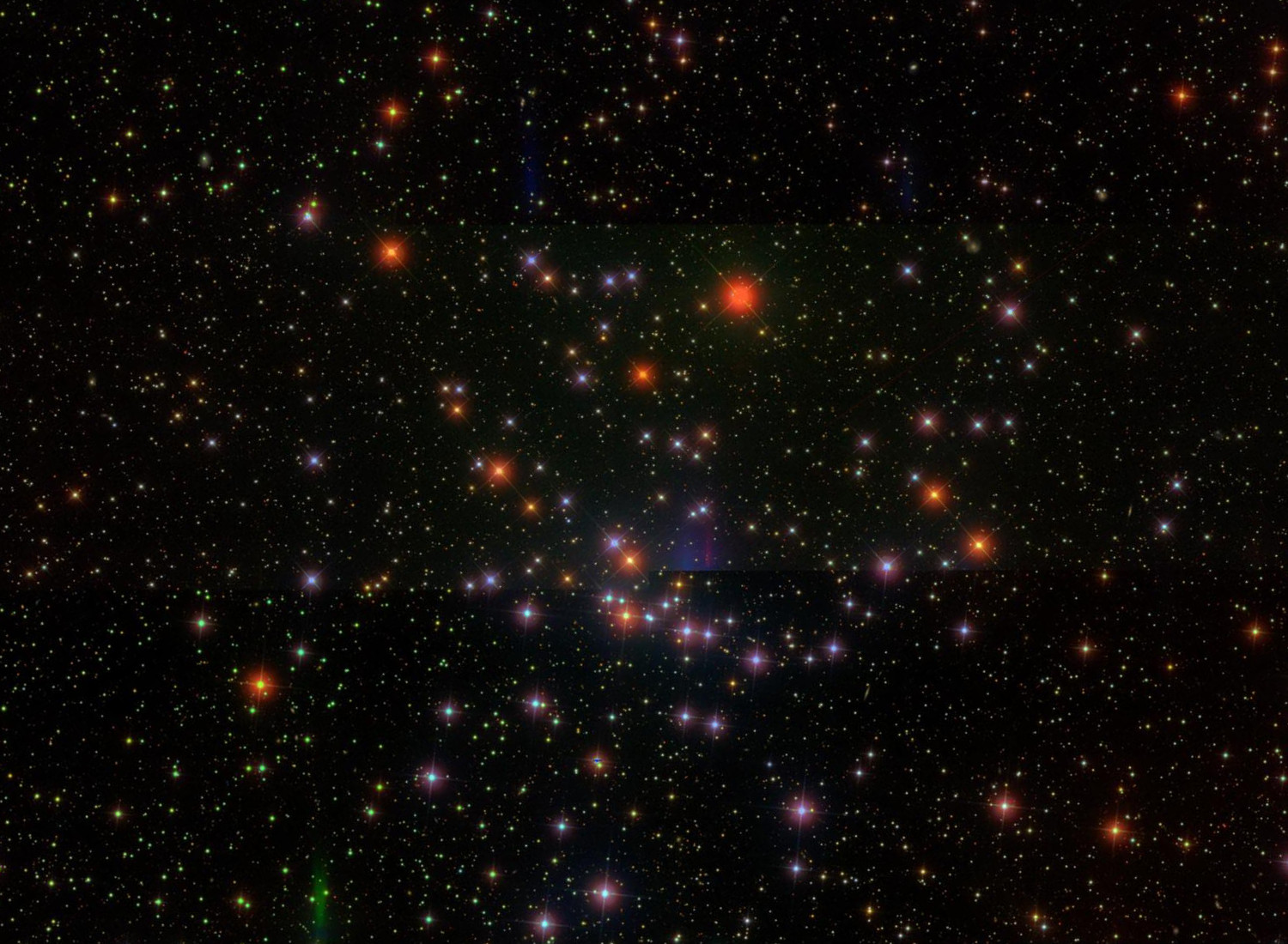 SDSS view of Messier 48