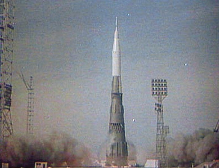 N1 rocket launch