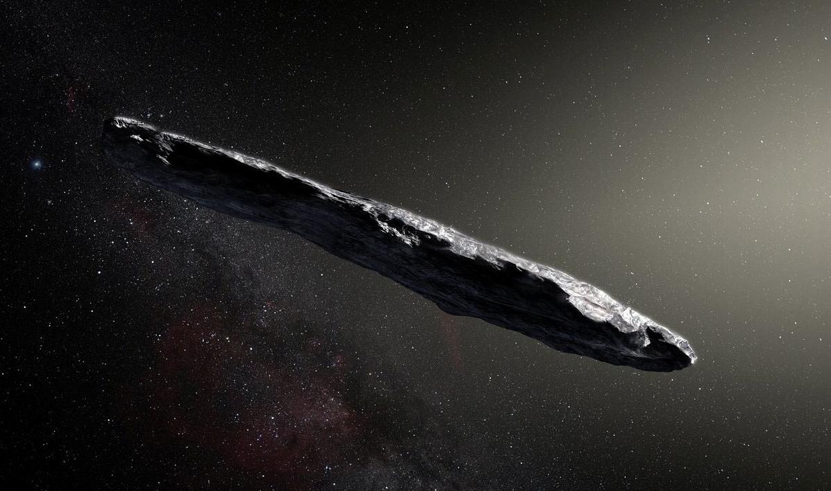 1I/'Oumuamua