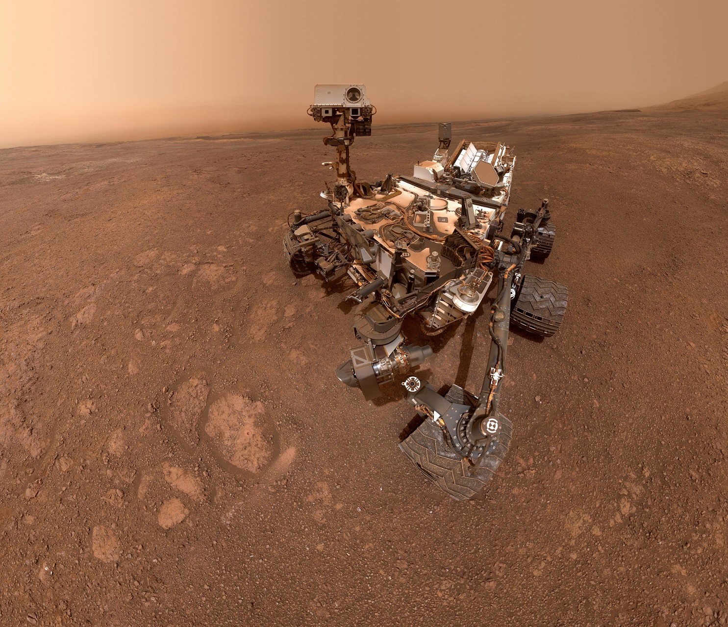 curiosity rover pictures - 1000×930