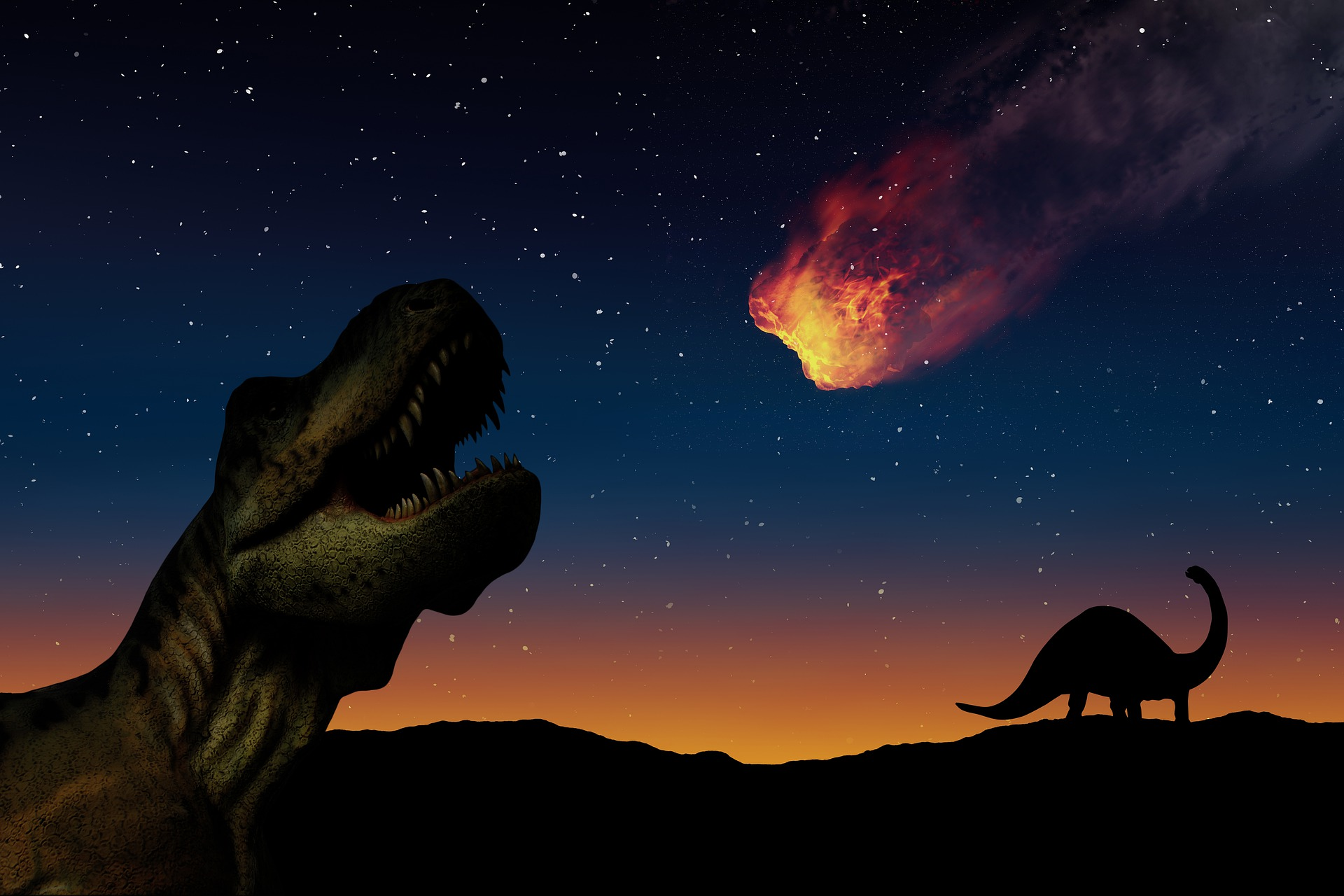 Dinosaur-killing asteroid