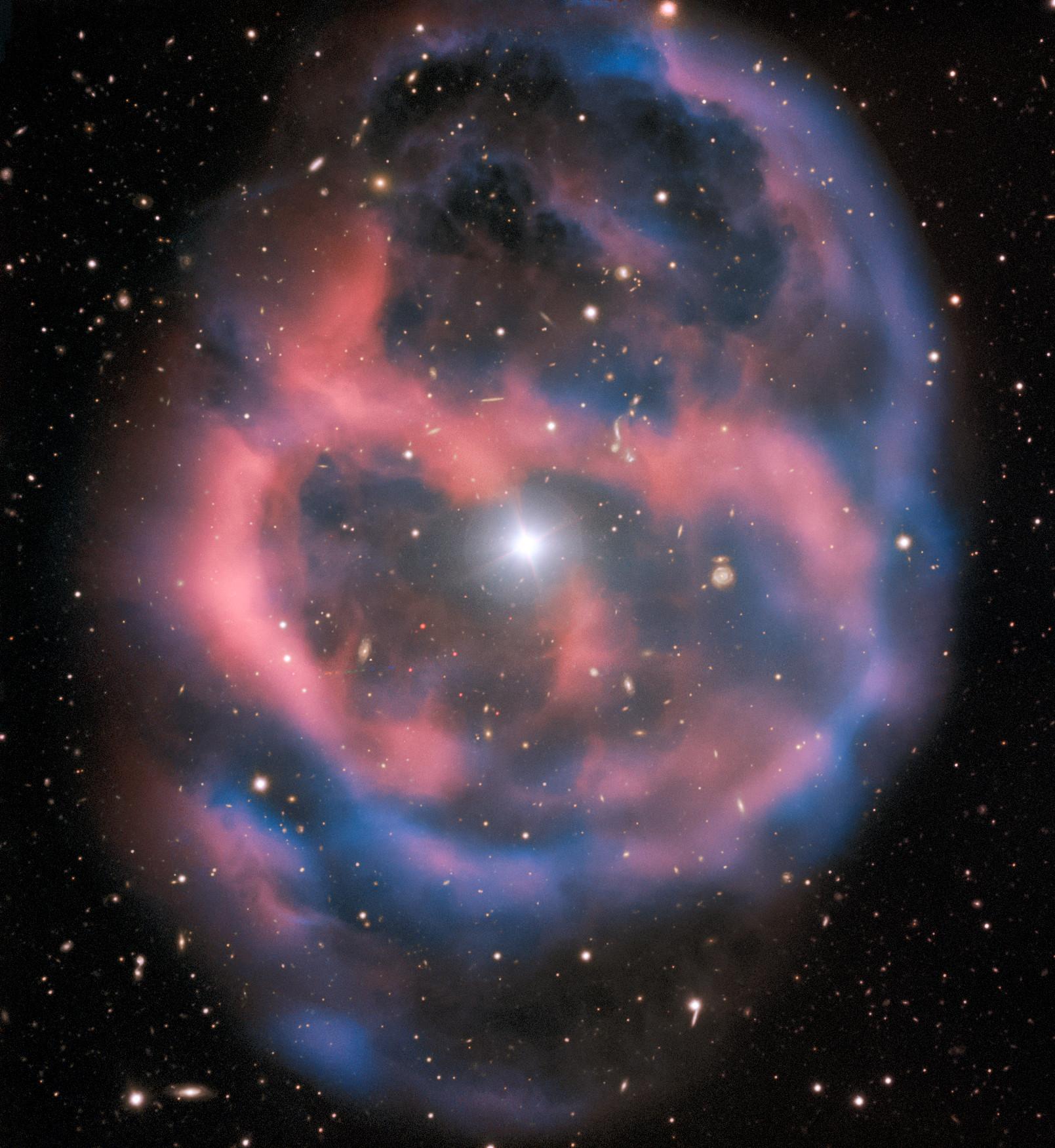 ESO 577-24, a planetary nebula
