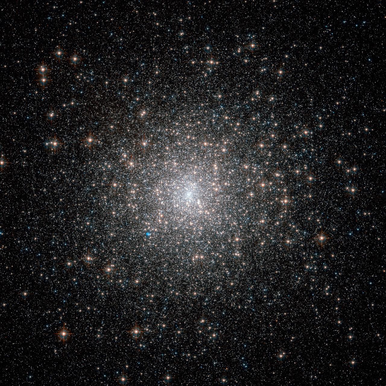 Messier 15, a globular star cluster