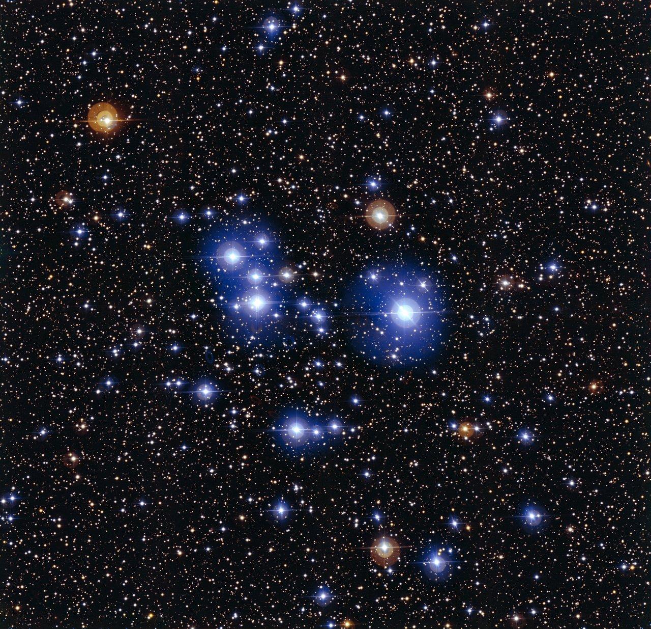 Star cluster M47
