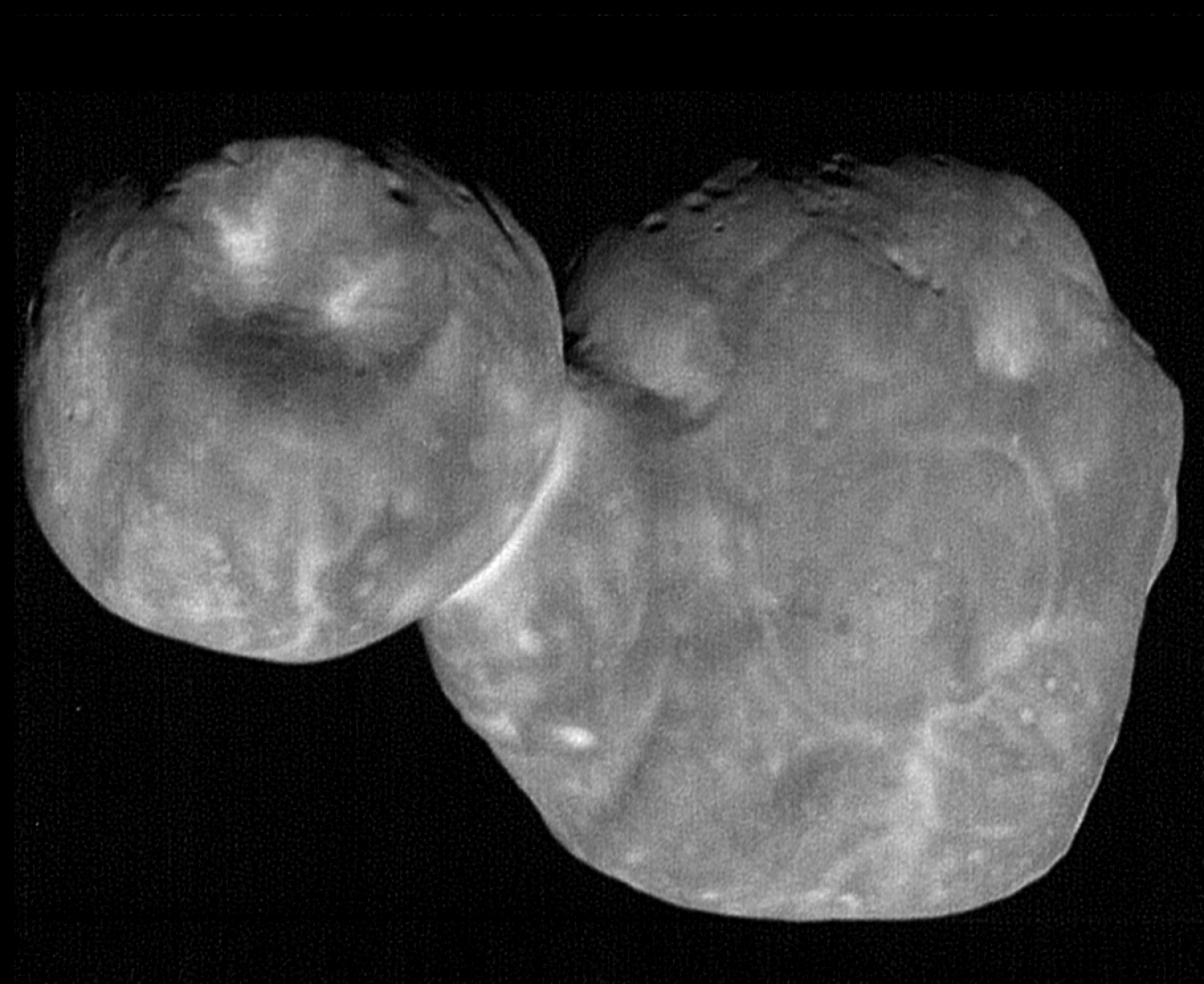 Highest-resolution image of 2014 MU69 (Ultima Thule)