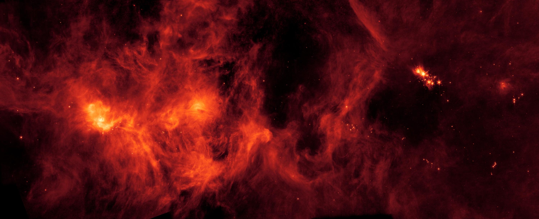 Perseus Molecular Cloud in Infrared