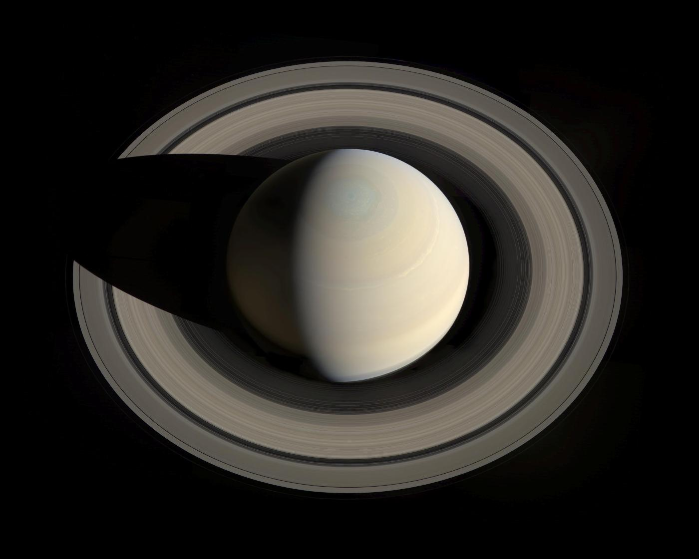 Saturn's glorious rings