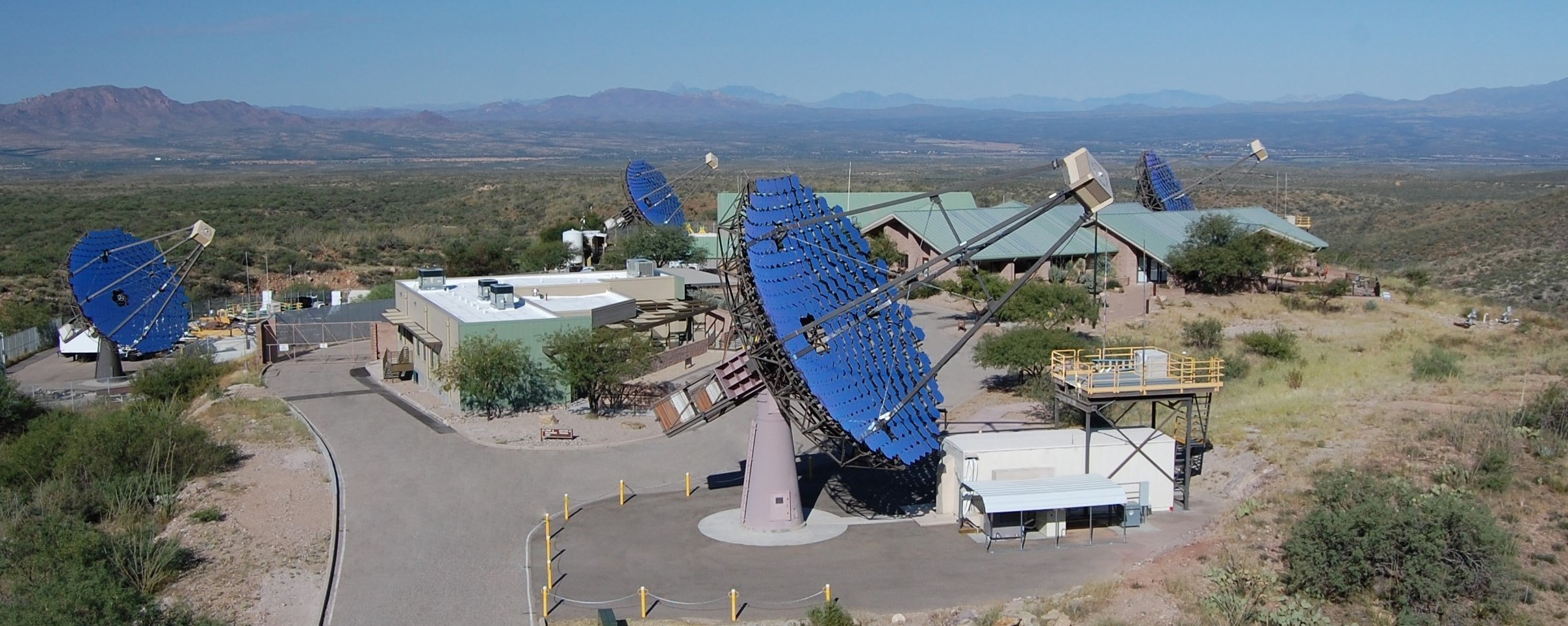 VERITAS array in Arizona