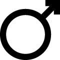 Mars zodiac symbol