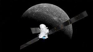 Heading for Mercury
