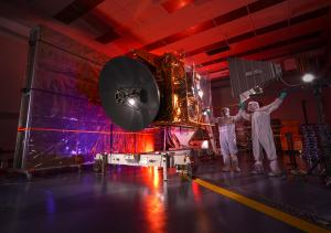 Hope spacecraft prepared for launch