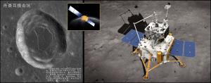 Chinese lunar explorers