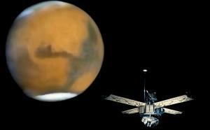 Mariner 7 at Mars