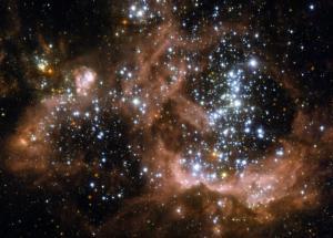 NGC 604 in the Triangulum Galaxy