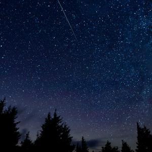 Perseid meteor, 2015