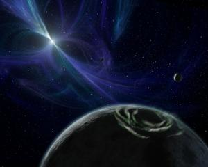 Planets orbiting the pulsar PSR B1257+12
