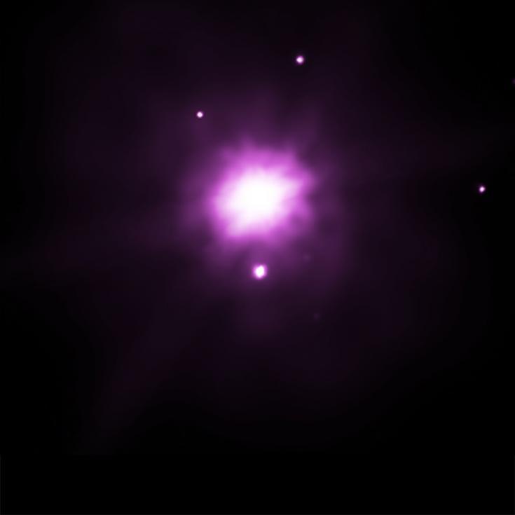 X-Ray image of VLA J2130+12