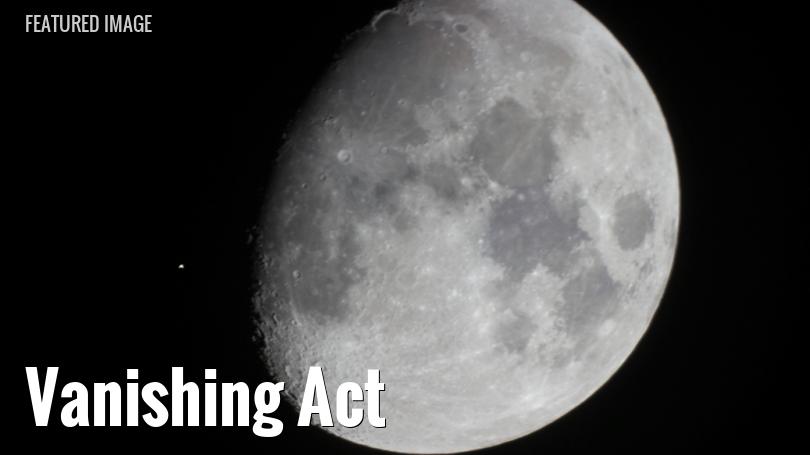 Moon-Aldebaran occultation