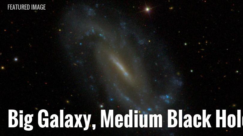 barred spiral galaxy ngc 3319