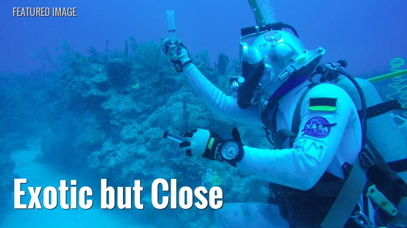 NASA NEEMO mission