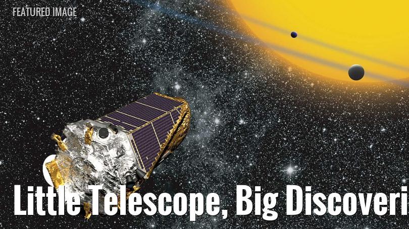 Artist's concept of Kepler Space Telescope
