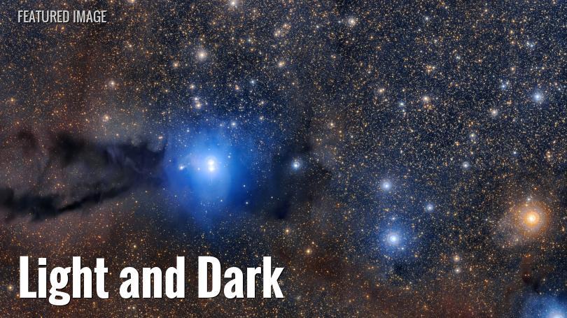 Lupus 3 star forming region