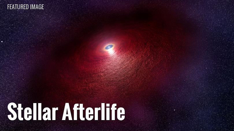 Debris disk around a neutron star