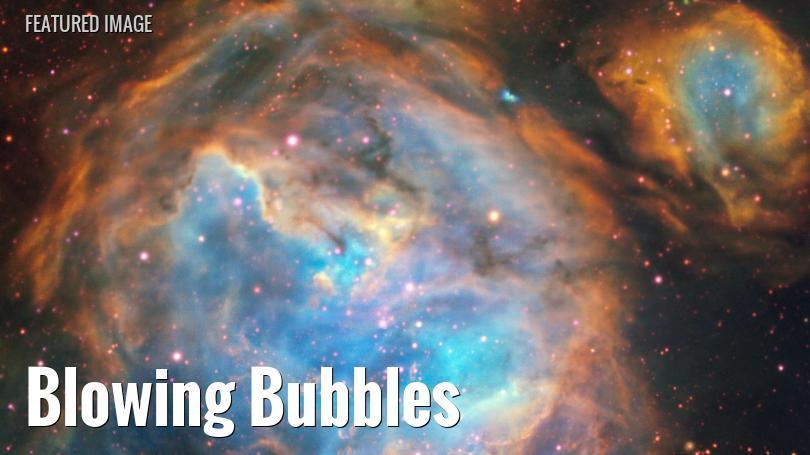 A stellar nursery in the Large Magellanic Cloud
