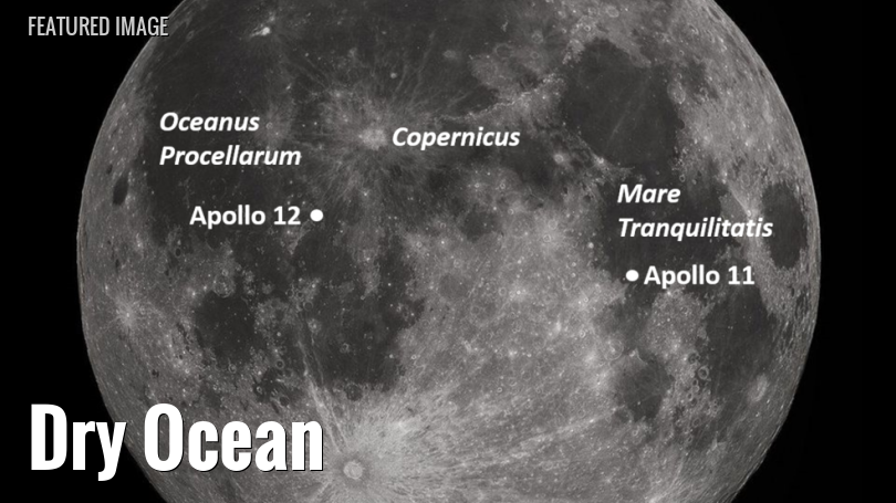 Ocean of Storms on the Moon