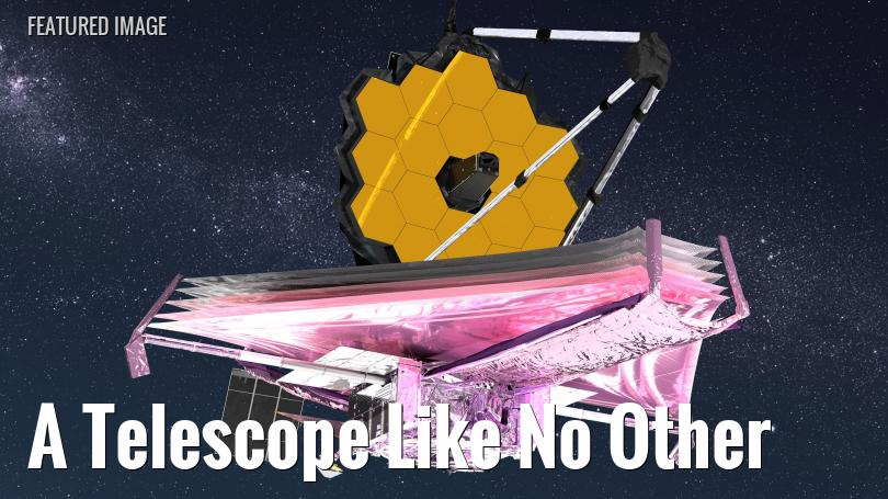 james webb space telescope at work