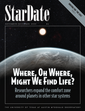 cover of November/December 2020 issue