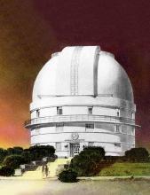 McDonald Observatory's Otto Struve Telescope