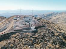 Future site of the Giant Magellan Telescope in Chile