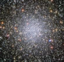 HST view of 47 Tucanae