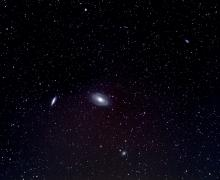 The M81 Group of galaxies