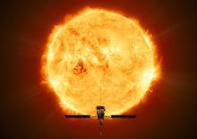 Solar Orbiter views the Sun