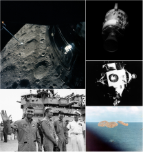 Images of Apollo 13