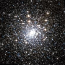 Hubble Space Telescope view of Messier 30