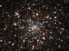 Hubble view of NGC 6397, a globular star cluster