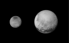 July 12 views of Charon and Pluto from New Horizons