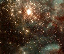 R136, a massive star cluster in the Large Magellanic Cloud