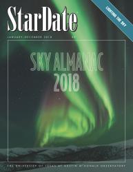cover of 2018 Sky Almanac