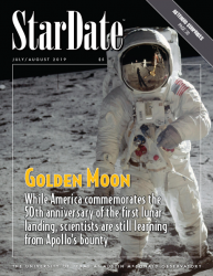 cover of StarDate: July/August 2019