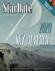 cover of 2020 Sky Almanac